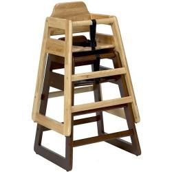 Chaise Eurobambino en bois clair EBB-CL