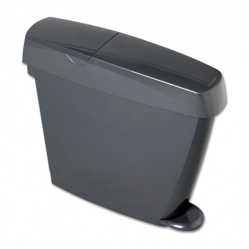 Wastebin for nappies/diapers