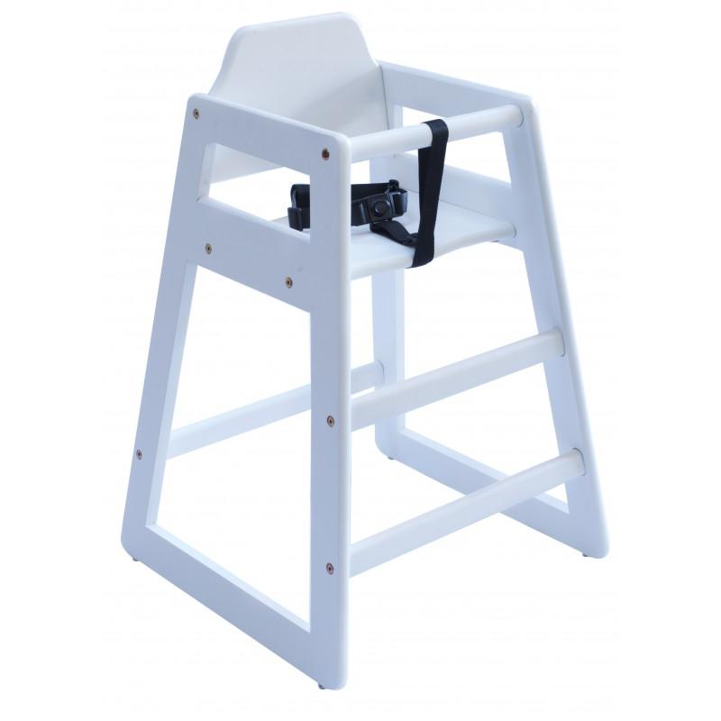 Chaise Eurobambino en bois clair EBB-W
