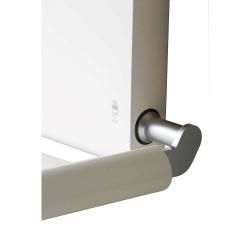 Table à langer verticale en Aluminium
