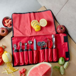 Kit ustensiles  de cuisine 9 pièces