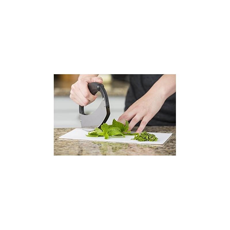 Couteau à  légumes double lames (Lot de 2)