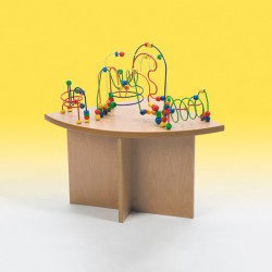Table boulier de coin
